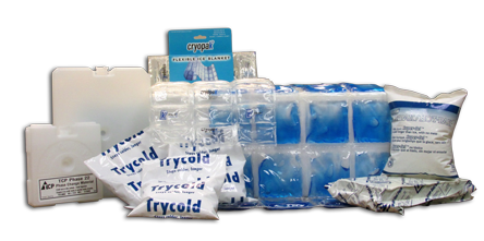Gel Packs for Cold Chain